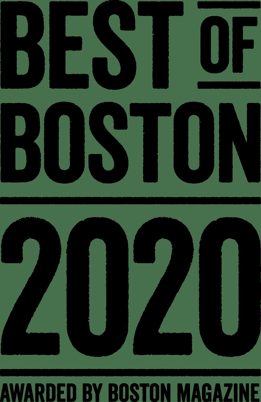 Best of Boston Logo: Best Theatre Residency