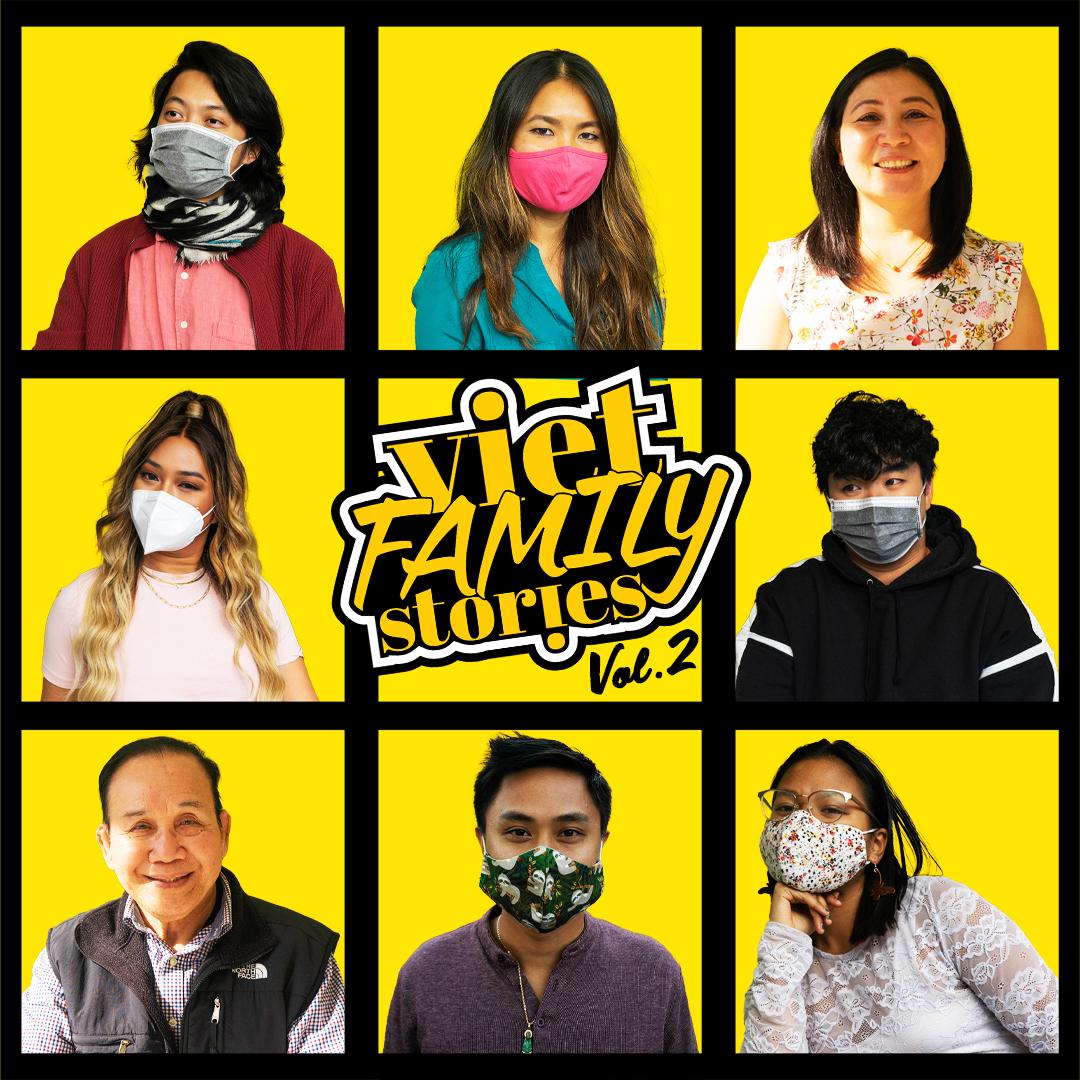 Viet Family Stories - Chuyện Gia Đình 2.0